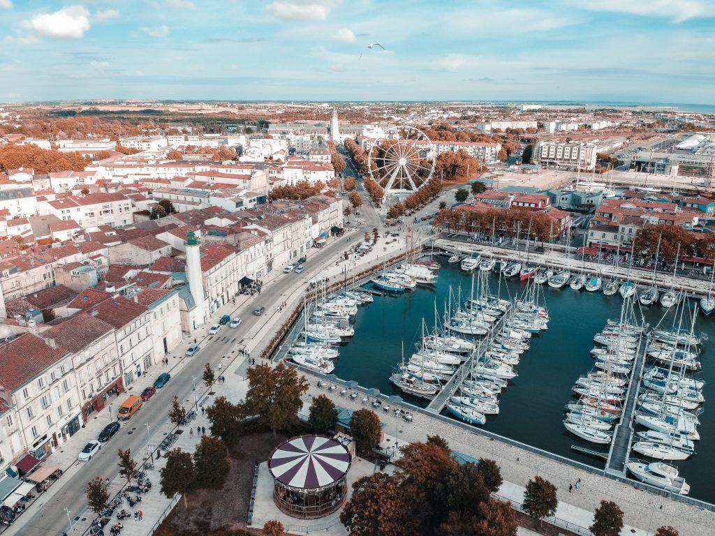 La Rochelle activités